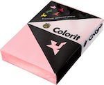 Colorit Rose 160gr/m² A4 500 φύλλα