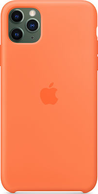Apple Silicone Case Vitamin C (iPhone 11 Pro Max)