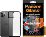 PanzerGlass ClearCase Back Cover Διάφανο-Μαύρο (iPhone 11 Pro)