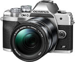 Olympus OM-D E-M10 Mark IV Kit (M.Zuiko Digital ED 14-150mm f/4-5.6 II) Silver