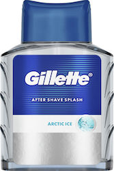 Gillette Arctic Ice After Shave Splash 100ml