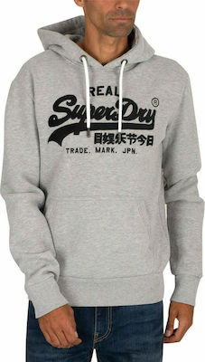 Superdry Embroidery M2010488B-07Q Grey