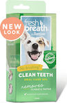 Tropiclean Fresh Breath Clean Teeth Gel 118gr