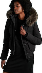 Superdry Everest W5010303A-02A Black