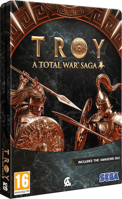 Total War Saga Troy Steelbook PC