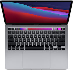 "Apple MacBook Pro 13.3"" (M1/8GB/256GB/Retina Display/macOS) with Touch Bar (2020) Space Gray"