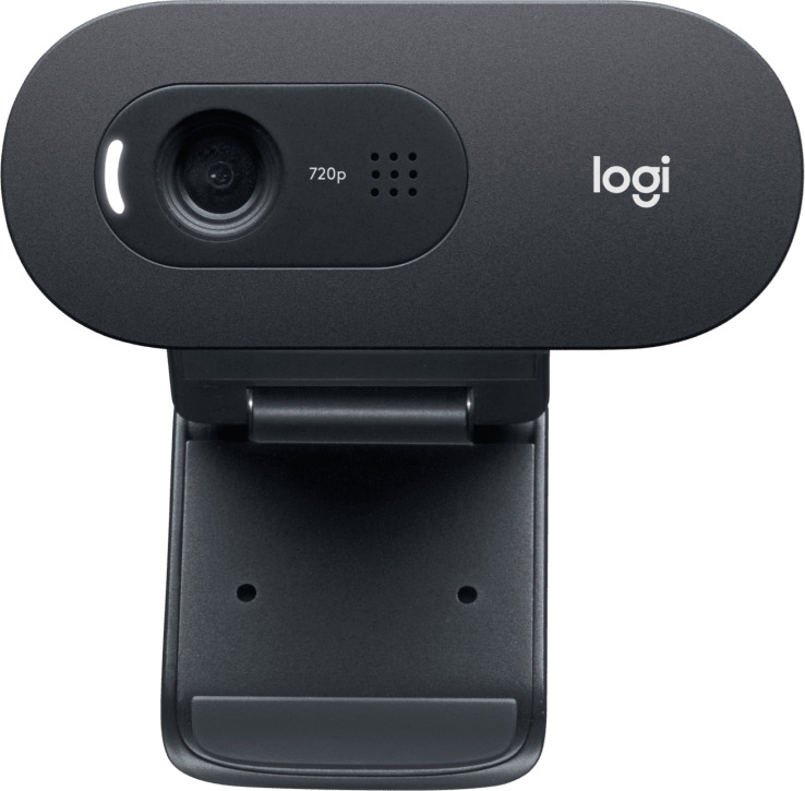 Logitech C505 HD Webcam with 720p (960-001364) - Πληρωμή και σε έως 36 Δόσεις!!!