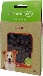 Pet Interest Tail Swingers Grain Free Μπουκίτσες με Ελάφι 125gr