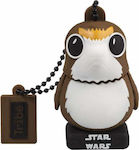 Star Wars 16GB USB 3.0 TLJ Porg Πολύχρωμο