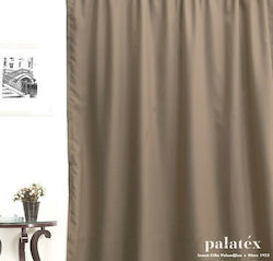 Palatex Κουρτίνα Blackout 250x150 Brown