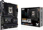 Asus TUF GAMING Z590-PLUS Motherboard ATX με Intel 1200 Socket