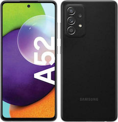 Samsung Galaxy A52 4G (128GB) Awesome Black