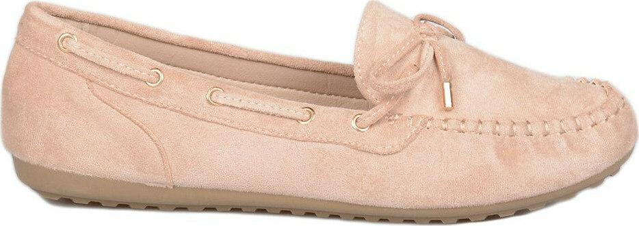 Famous Shoes B176N Beige - Skroutz.gr