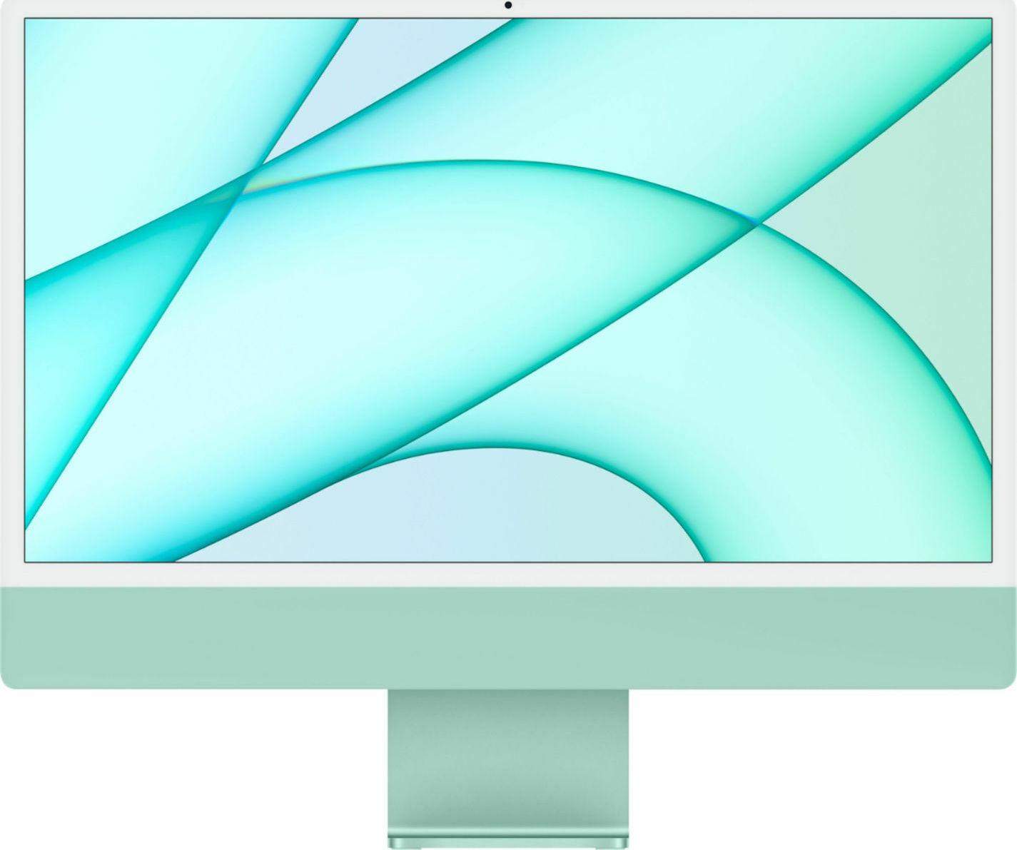 "Apple iMac 24"" 2021 (M1/8GB/256GB/8-Core GPU/macOS) Green ..."