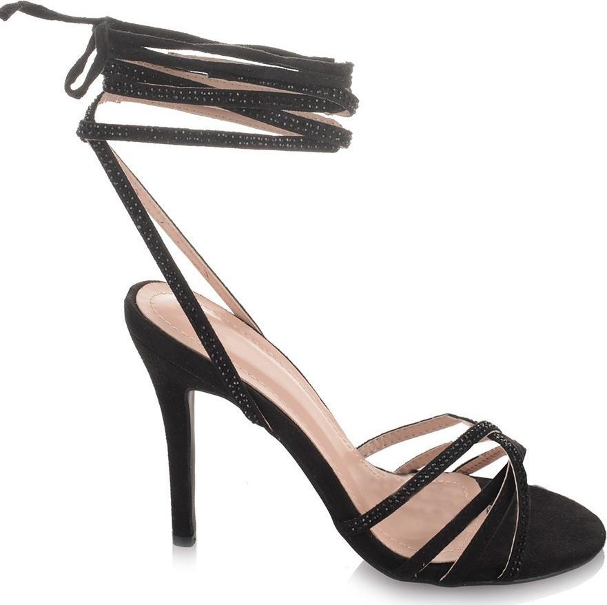 Famous Shoes 4067 Black - Skroutz.gr